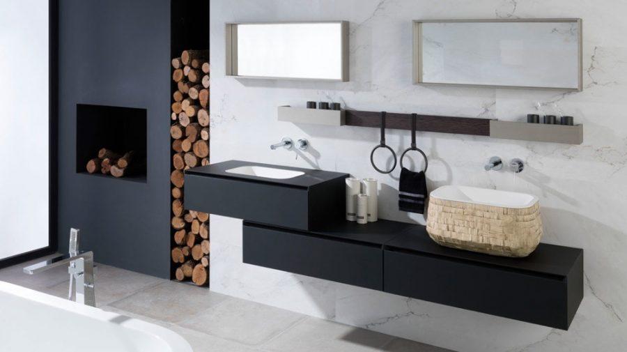 salle-de-bains-noir-et-blanc-marbre