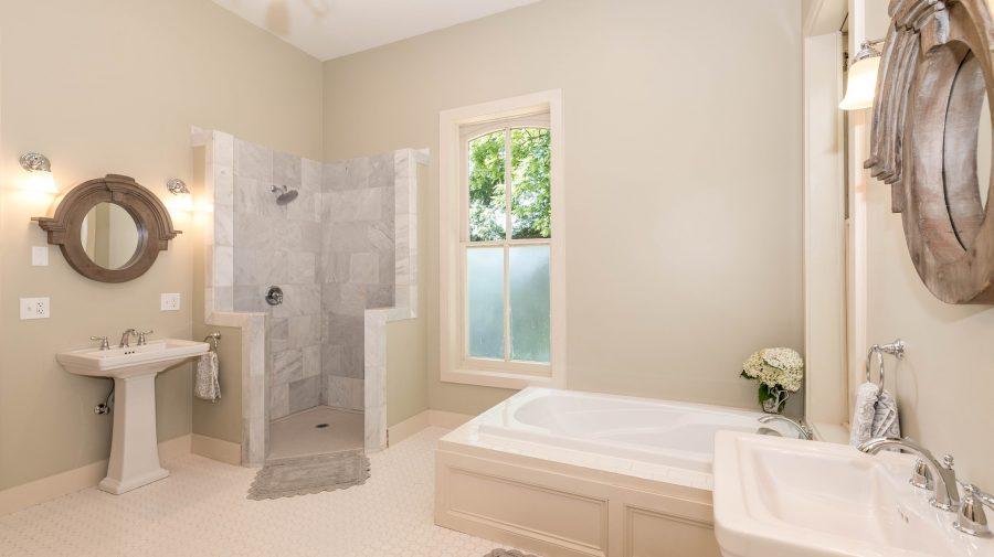 une salle de bain à faire rêver